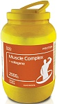 "bbb Протеин ""Muscle Protein Complex + collagen"" ваниль 2000 г"